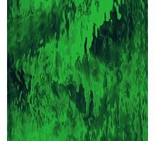 VERDE OSCURO WATERGLASS 20X28 CM