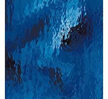 AZUL OSCURO WATERGLASS 20X28 CM