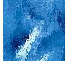AZUL CLARO WATERGLASS 20X28 CM