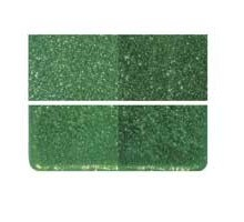 BULLSEYE VERDE BRILLANTE CATEDRAL 2 MM 12,5X22,5 CM