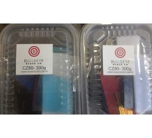 KIT RECORTES BULLSEYE COLOR 300 GRS Y DICROICOS 5 GRS