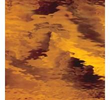 DOS PLANCHAS AMBAR OSCURO WATERGLASS PROMOCION 20X30 CM