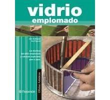 VIDRIO EMPLOMADO Y CINTA DE COBRE