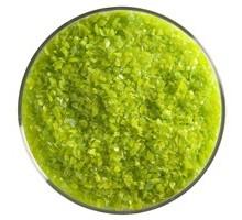 Frita Bullseye Mediana Opal Verde Primavera 0126 (50 Grs)