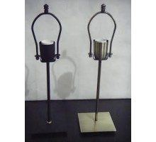 BASE LAMP, LINEA NEGRO 25 CM