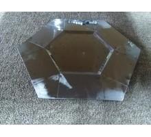 Molde De Acero Hexagono De 32 X 1 Cm