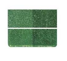 Bullseye Verde Brillante Iridiscente 12,5x22,5 Cm