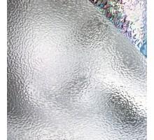 Martillado Transparente Iridiscente Promocion 20x30 Cm