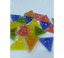 Teselas Triangulos De 60º De 30 Mm X 20 Unid