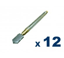 Cortavidrios Tipo Lapiz Da19 X 12 Unidades