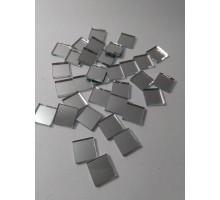 Espejos Cuadrados De 10x10 Mm X 100 Unid
