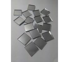 Espejos Cuadrados De 15x15 Mm X 100 Unid