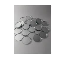 Espejos Circulos De 20 Mm X 25 Unid