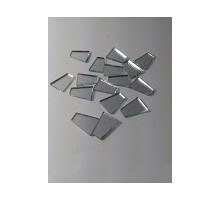 Espejos Trapecios De 15 X 100 Unid