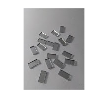 Espejos Rectangulos De 5x10 Mm X 100 Unid