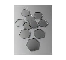 Espejos Hexagonos 20 X 50 Unid