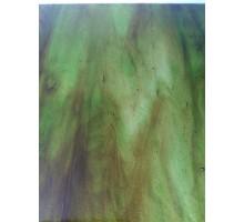 Verde Con Ambar Wissmach 23,5x27,5 Cm