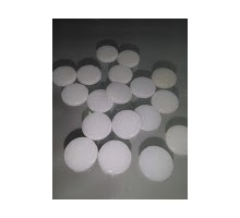 Circulo Blanco Opal P/float 16 Mm