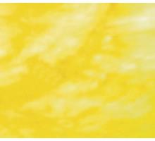Amarillo /blanco Opal Wissmach 23,5x27,5 Cm