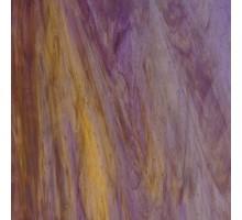 Violeta/ambar C/blanco Nube Wissmach 23,5x27,5 Cm