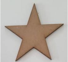 Fibrofacil Estrella De 40 Cm