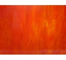 Rojo Naranja Prisma 22,5 X 25 Cm