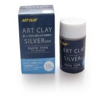 ART CLAY PLATA EN BARBOTINA (10 GR)