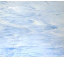 Azul Cielo/blanco Perlado 20x30 Cm