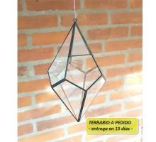 Terrario 5a De 14 X 24,5 Cm A Pedido