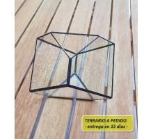Terrario 10b De 24,6 X 16,2 Cm A Pedido