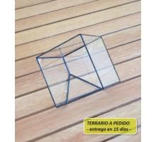 Terrario 14a De 20,5 X 17,8 Cm A Pedido