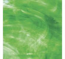 Blanco Denso Opal Iridiscente Wissmach 23,5x27,5 Cm