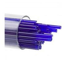 Hilo De Vidrio Azul Cobalto 2 Mm