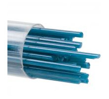 Hilo De Vidrio Azul Acero 2 Mm