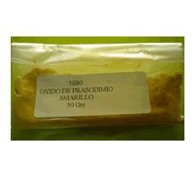 OXIDO DE PRASIODIMIO (AMARILLO) (50GR)
