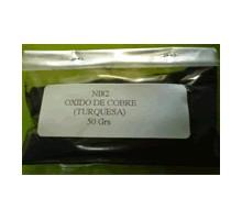 OXIDO DE COBRE TURQUESA (50 GR)