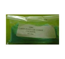 CARBONATO DE COBRE (CELESTE) (50 GR)