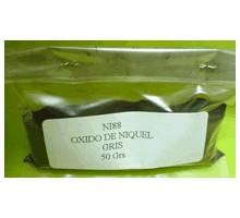 OXIDO DE NIQUEL (GRIS) (50 GR)