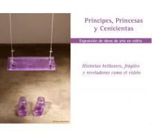 LIBRO MUESTRA PRINCIPES, PRINCIPITOS, CENICIENTAS