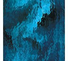 AZUL ACERADO WATERGLASS 20X28 CM