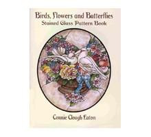 F BIRDS, FLOWERS, BUTTERFLIES
