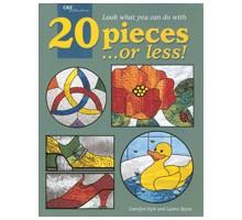TWENTY PIECES OR LESS