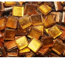 Micromosaicos Metalicos Dorados (37 Grs)