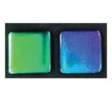 Papel Dicroico Arco Iris 5x5 Cm