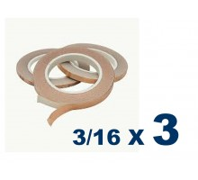 Cinta De Cobre Eco De 3/16 (4,76mm) X 3 Unidades