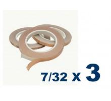 Cinta De Cobre Eco De 7/32 (5,55mm) X 3 Unidades