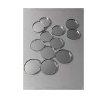 Espejos Circulos De 16 Mm X 25 Unid