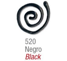 Pasta Relieve Acrilex Negro X 20ml