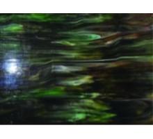 Verde Veteado Con Blanco Y Marron Oferta 25 X 30 Cm