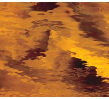 Ambar Oscuro Waterglass 20x28 Cm
